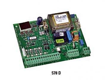 Faac Schiebetorsteuerung 578D, Ersatz tormatic STS300-S