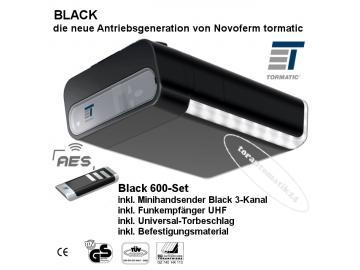 tormatic Novoferm Black 600 Set