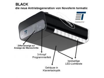 Black 1000 Ersatz der GTA 630, 550, 555, 703