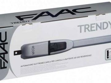 Faac Trendy Kit 24V-Ausführung