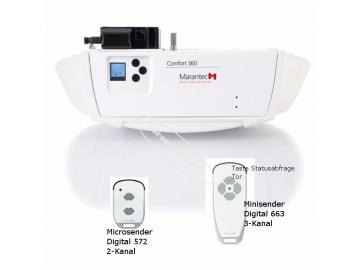 Marantec Comfort 360 Garagentorantrieb bi-linked