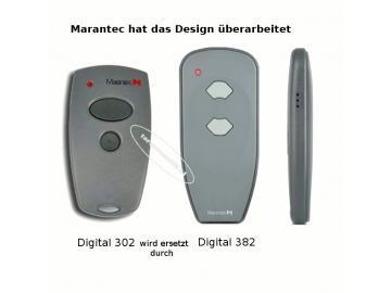 Marantec Digital 383 433 MHz Nachfolger von 302