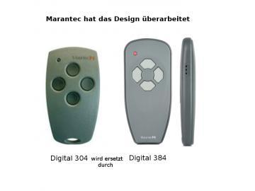 Marantec Digital 384 Handsender 868MHz Nachfolger des 304