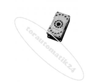 Stecksockel für tormatic B-Empfänger