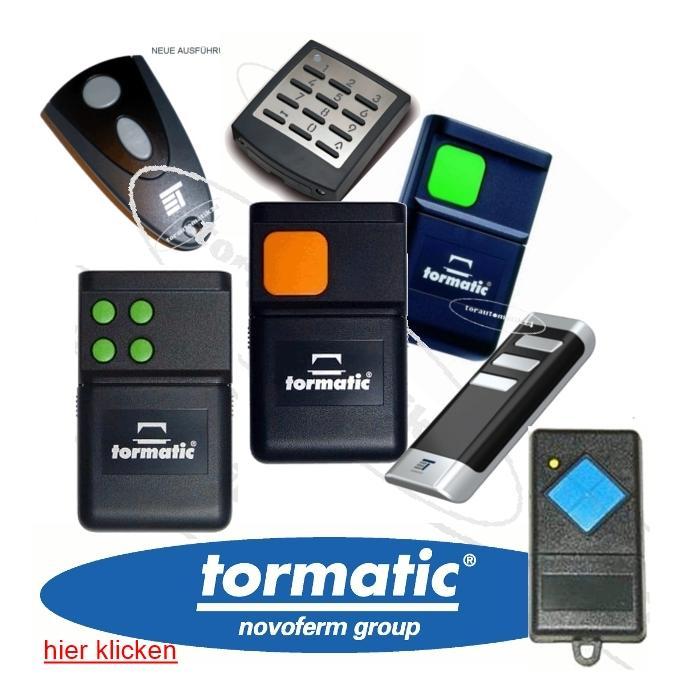 Novoferm tormatic Handsender