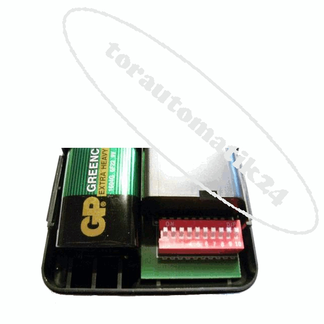 tormatic S 41-4 Handsender, S41 Dorma