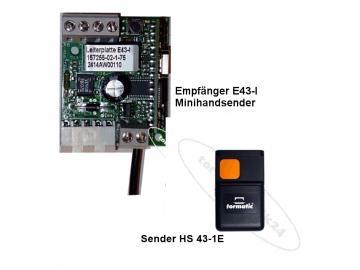 "tormatic Funkset ""Professional"" HS43-1E"