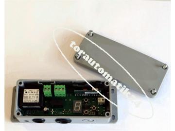 tormatic externer 230V Funk-Empfänger E 43-1 / Novoferm Novotron 171